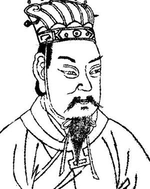 後漢の丞相・魏王で、三国時代の魏の基礎を作った曹操