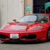 【すーぱーかーやきいも】フェラーリ「F430」焼き芋屋さん移動販売が衝撃的