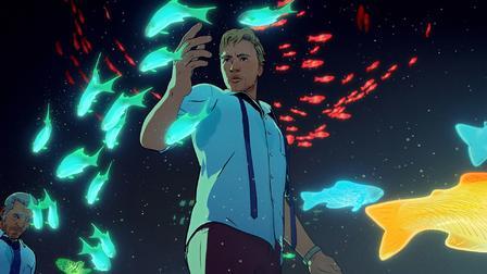 『ラブ、デス&ロボット(Love,Death & Robots)』「フィッシュ・ナイト(Fish Night)」(10分)