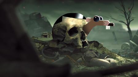 『ラブ、デス&ロボット(Love,Death & Robots)』「歴史改変(Alternate Histories)」(8分)