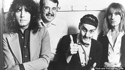 チープトリック/70年代の代表的写真