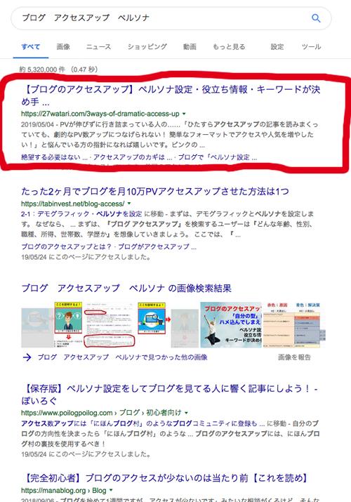 【ブログのアクセスアップ】は定期的な「効果測定」が必要