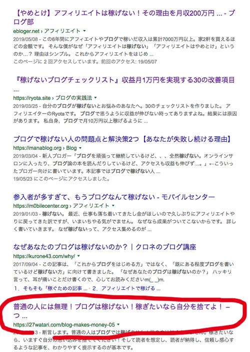 【検索上位に表示される方法】記事の品質、有益リンクが決め手か!?