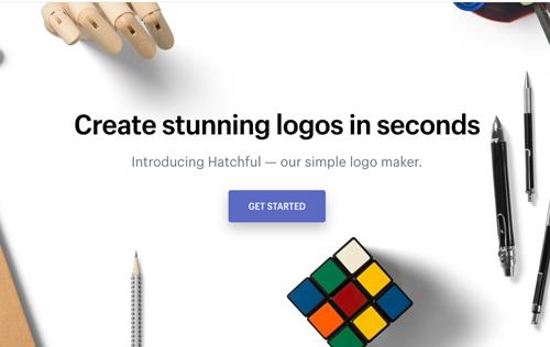 【無料ロゴ作成ツールHatchful】簡単!高品質オリジナルロゴ作成