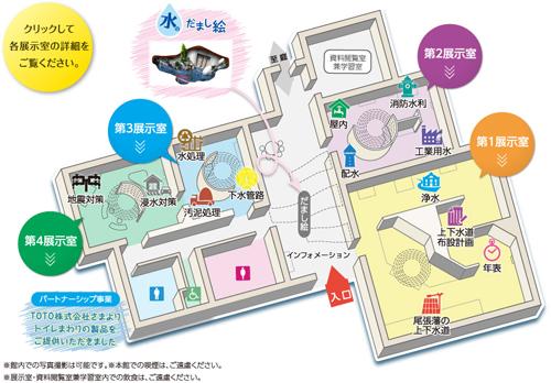 【水の歴史資料館/愛知県名古屋市】水の歴史がまるごとわかる施