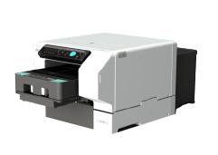 廉価版の入門機 RICOH ガーメントプリンター「Ri 100」