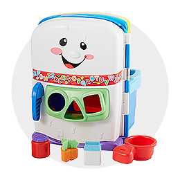 遊びながら楽しく勉強できる知育玩具「フィッシャープライス ラーニング・キッチン」